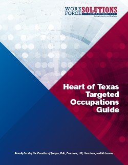 Target occupation guide