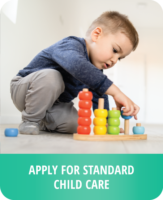 Apply For Child Care